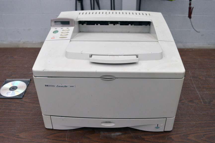 hp laserjet 5000 driver download