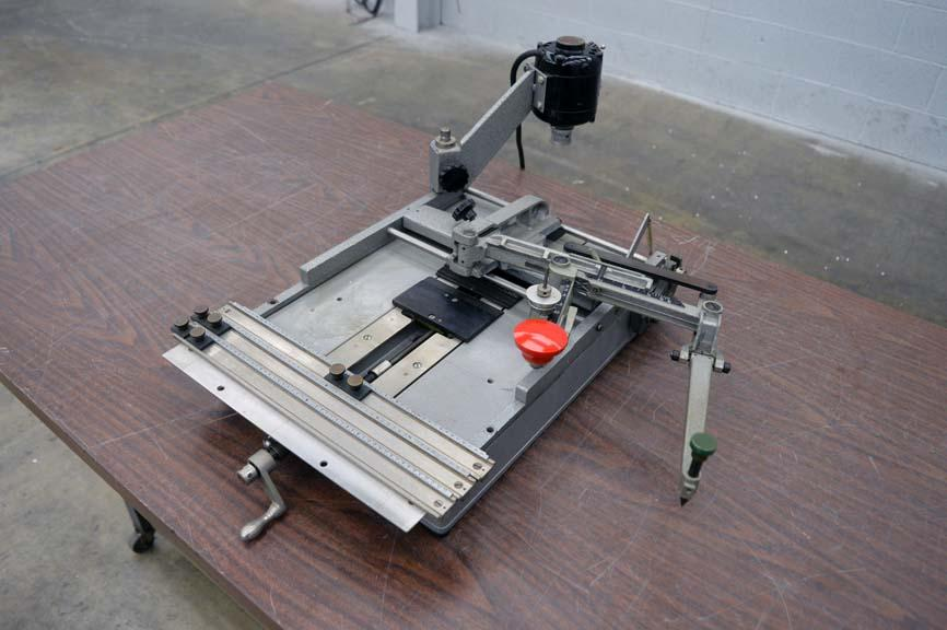 new hermes engraver machine