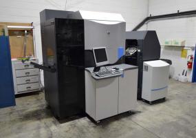 a photo of 2005 HP Indigo Press 3050