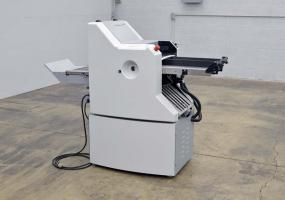 a photo of 2005 Heidelberg (Baum) FlexiFold Air Feed Programmable Paper Folder w/ Automatic Setup