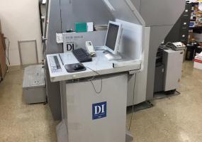 a photo of 2004 Ryobi 3404 X -DI Offset Press with Original RIP,  DI Presstek Plates - East Haven, CT