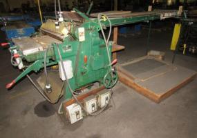 a photo of FMC Stokes & Smith Model 405 Manual Sheet Gluer