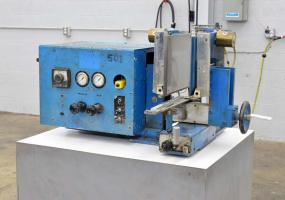 a photo of Air Operated Book Press - Building-In Machine - Click Here for Video!