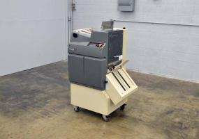 a photo of GBC AP-2 Automatic Paper Punch w/ 2 Extra Dies - Click Here for VIdeo!