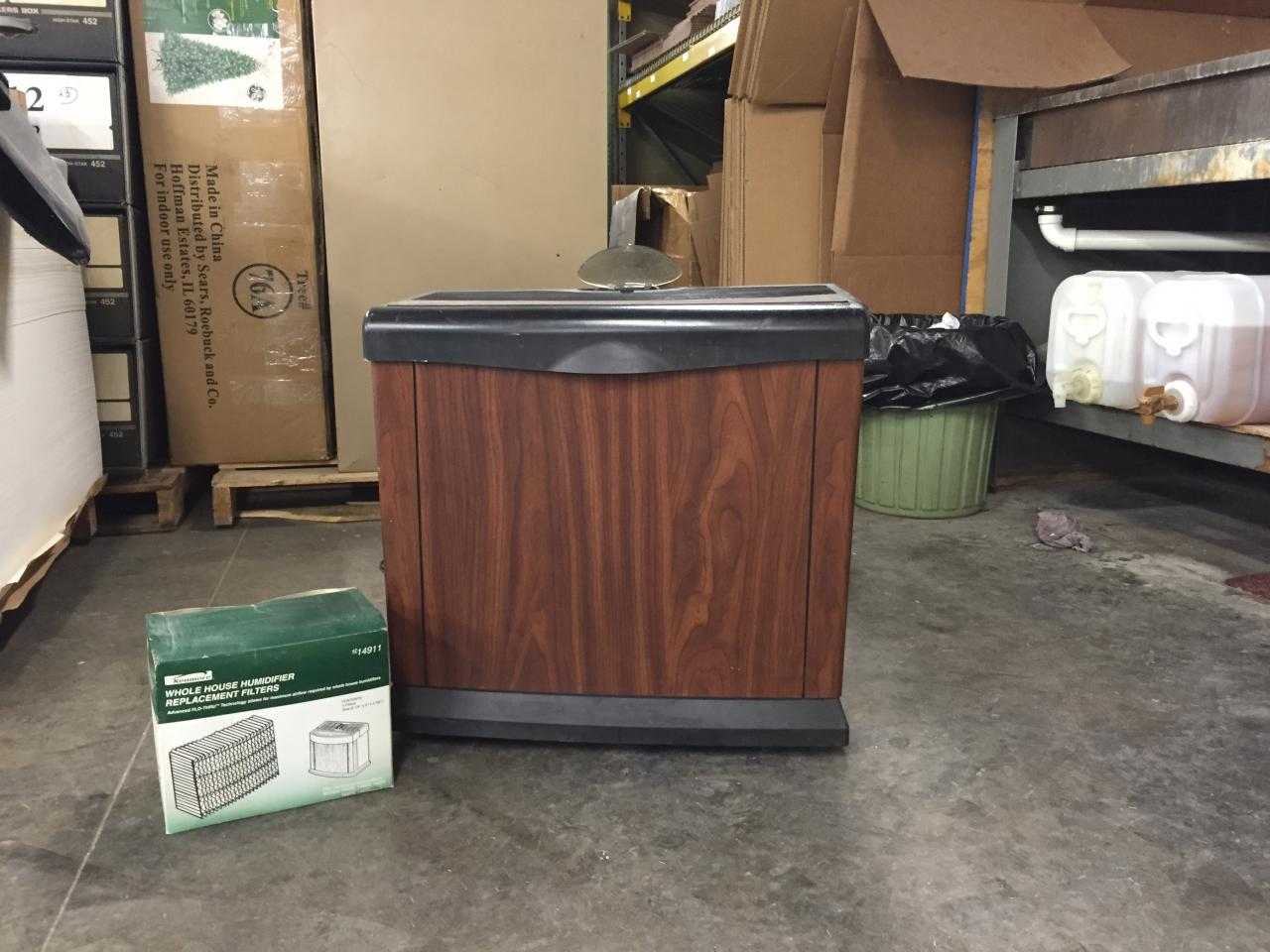 kenmore humidifier filters. kenmore quiet comfort 13 humidifier with filters - buffalo, ny