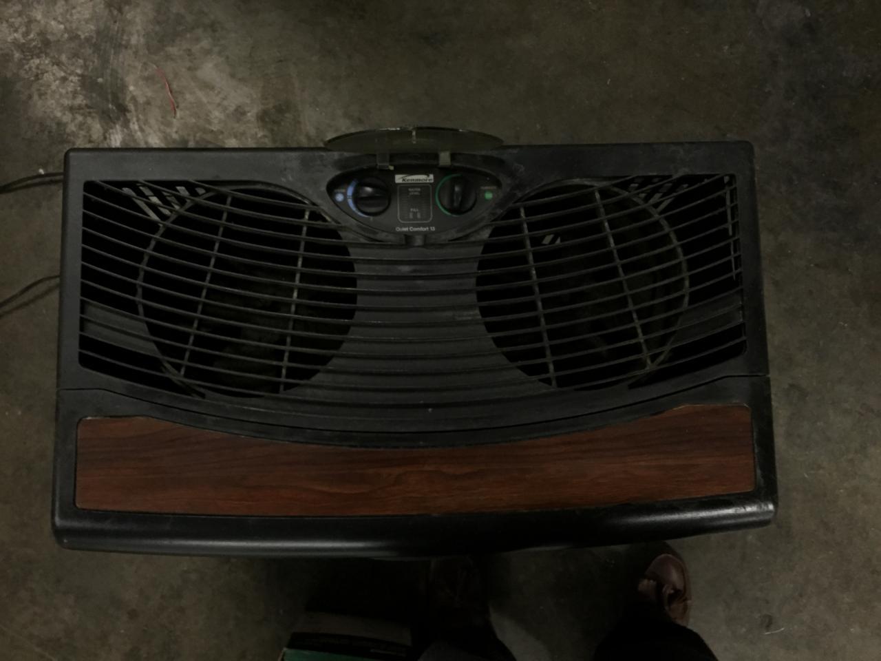 kenmore quiet comfort 13. kenmore quiet comfort 13 humidifier with filters - buffalo, ny i