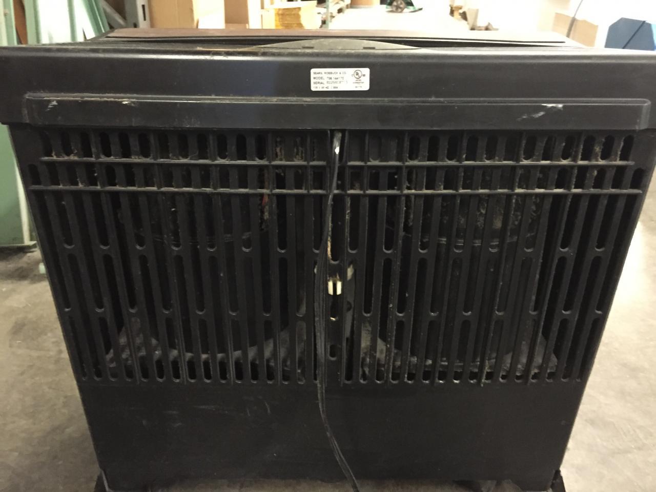 kenmore quiet comfort. kenmore quiet comfort 13 humidifier with filters - buffalo, ny