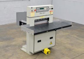 Pro-Cut 23-1/2 Inch Hydraulic Paper Cutter - Click Here for Video!