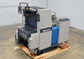 Mid 90's Ryobi 520 Single Color Offset Printing Press