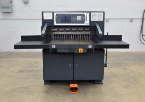 a photo of 2011 Challenge 305 XT 30.5″ Paper Cutter - Click Here for Video!