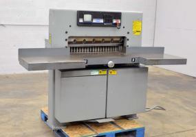 1995 Challenge 305 CRT Programmable Paper Cutter