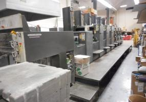 1998 Heidelberg SM DI 6 Color Press with Coater (Ships from PA)