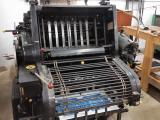 a photo of Heidelberg Cylinder Die Cutter KS - 38 x 52 cm - Waukesha, WI - Click for Video!