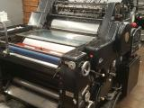 a photo of 1964 Heidelberg 64 KORD (Black Model) K-line Single Color Press - Fremont, CA - NO RIGGING COST