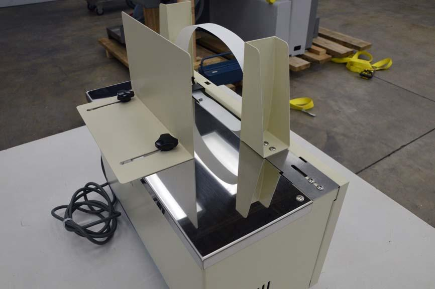 Lot 9 Brand New Bindtec Yl 300p Automatic Paper Tape