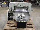 POLAR 115CE 45″ CUTTER WITH MICROCUT - Click Here for Video!