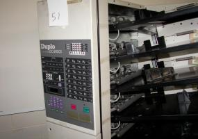 a photo of Duplo DC 8000S Collator - Lancaster, OH