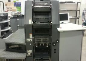 a photo of 2000 Heidelberg QM DI 46-4 Plus - Lacey, WA