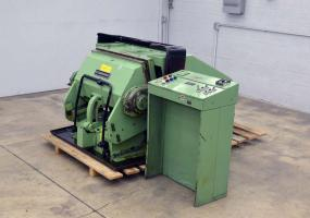 "a photo of Standard 25"" x 37"" Clamshell Die Cutter - Air Clutch"