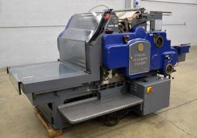 "a photo of Heidelberg Cylinder Model ""S"" Die Cutter 21"" x 28"""