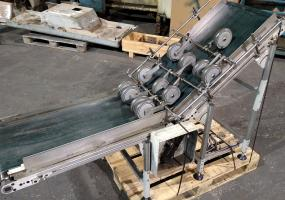 a photo of Lot of (5) Assorted Gammerler Conveyor Sections