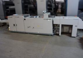 a photo of Horizon Bookletmaker HOF-30/SPF-20A/FC-20/HP-20A Feeder, Stitcher/Folder, Trimmer and Punch Unit  - Toronto, Ontario, Canada - Click for Video!
