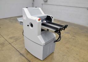 "a photo of Heidelberg (Baum) Flexifold 814 Automatic Setup Vacuum Feed Paper Folder - 14"" x 20"" - Click for Video!"