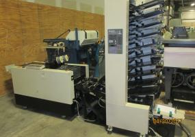 a photo of Duplo DC 10000S Collator, DBM 250 Stitcher, Folder, Jogger and Delivery Conveyor - Wyandanch, NY - Click for Video!