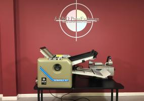 Baum 714 Ultrafold XLT Air Feed Folder - Click for Video!