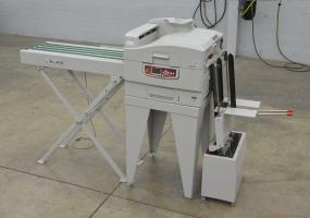 2009 Xante Illumina Digital Envelope Press with Feeder & Conveyor - LOW USAGE only 328k Clicks