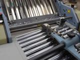 2001 Stahl B26 4/4/4 Continuous Feed Paper Folder with 8 Page 16 page and Roll-away Stacker - Click for Video!