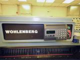 "Wohlenberg 61"" Model 155 Paper Cutter - Updated Electronics and Computer - Dismantled Skidded and Loaded at no charge - Save Thousands on rigging"