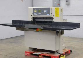 1999 Challenge Champion 305 XG Paper Cutter - Click for Video!