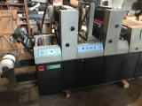 a photo of Didde Apollo Web Press with New and Used Parts, Rollers, Dampening Sleeves, Tools and Manuals - Winona, MN