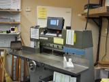 a photo of Challenge Diamond 265 Paper Cutter (Ships from Pennsylvania) - Click for Video!