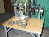 a photo of Noblewest Marking Machine Series T.F.E., Model 1-Ton Hot Stamper - Cleveland, OH