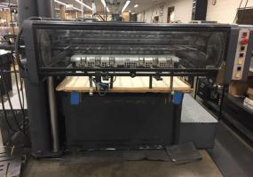 "1974 Heidelberg SBS 28"" x 41"" Cylinder Diecutter, High Pile Stream Feeder, High Pile Delivery - Mankato, MN"