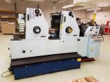 a photo of 1993 Oliver 268E 17 1/2 x 22 1/2 Two Color Offset Press