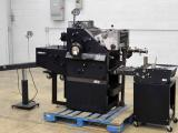 a photo of AB Dick 9870 Offset Press with T-51 2nd Color Unit and ABDick 1200 Feeder