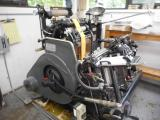 1985 Gray Model Heidelberg 10x15 Press with Foil Attachment (Ships from Virginia)