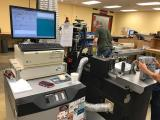a photo of VideoJet PrintPro ES Inkjet Printer with Cheshire 7000 Base & 12 Ft Conveyor with Cloned Backup Hard Drive, Print Pro - Allentown, PA - Click for Video!