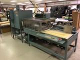 a photo of Shanklin A27 Automatic L-Sealer with Model T-7XL Shrink Tunnel - Ann Arbor, MI