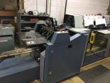 Stahl ST90 Saddle Stitcher - 8 Pockets, 1 Cover Feeder, 5th & 6th Knife, Conveyor, 2 Air Vacuum Motors, 4 Stitcher Heads - Appleton, WI