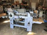 a photo of Stahl T49 Folder with Right Angle with Manuals and Misc Parts - Winona, MN