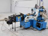 a photo of 2000 Vijuk FA35 Buckle Plate Folder System with Dual Outserters & Knife Fold Attachment - Click for Video!