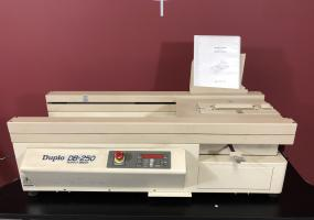 Duplo DB-250 Perfect Binder - Click for Video!