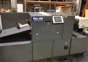 Duplo 145A Ultraviolet Document Coater - Chicago, IL - Click for Video!