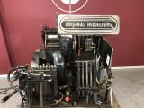Heidelberg Windmill Red Ball with Woods Furniture - Click for Video!