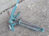 a photo of Craftsman Slug Cutter - Columbus, OH
