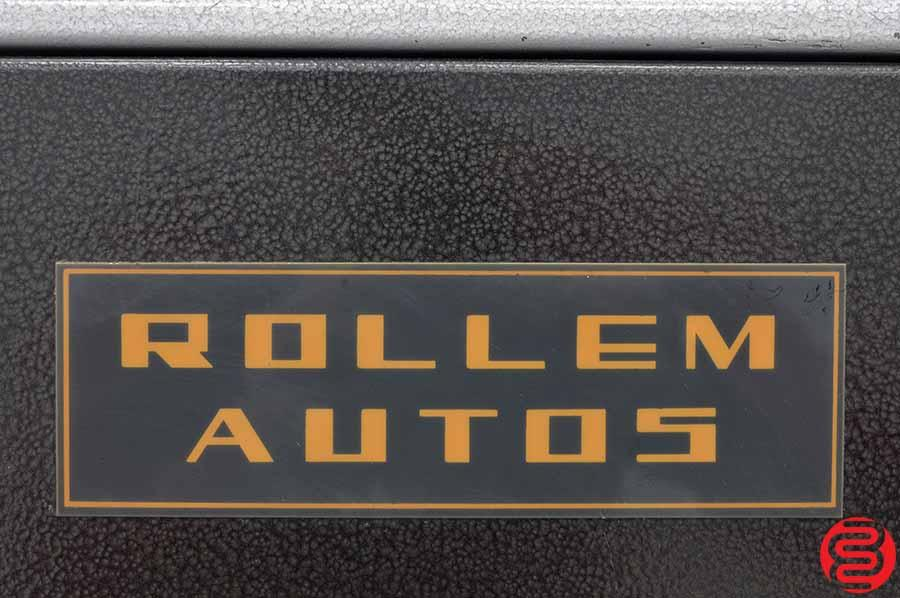 Lot 48 1985 Rollem Auto 5 Perf Slit Score Numbering